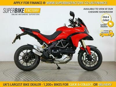 2012 62 DUCATI MULTISTRADA 1200 BUY ONLINE 24 HOURS A DAY