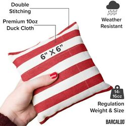 Kyпить All Weather Cornhole Bean Bags Set of 8 -Bright American Flag на еВаy.соm