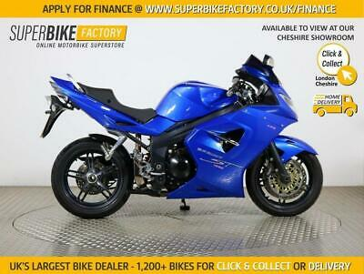 2005 05 TRIUMPH SPRINT ST 1050 ABS - BUY ONLINE 24 HOURS A DAY