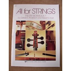 Kyпить ALL FOR STRINGS FOR CELLO BOOK 1 на еВаy.соm
