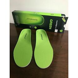 Kyпить Super/feet GREEN Insoles Professional-Grade High Arch Orthotic Insole-Size B CF на еВаy.соm