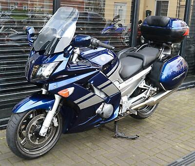 2006 YAMAHA FJR1300 A SEMI AUTOMATIC * ONLY 17,400 MILES COVERED * WARRANTY