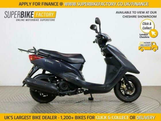 2015 64 YAMAHA VITY 125 - BUY ONLINE 24 HOURS A DAY
