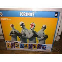Fortnite Squad Mode High Stakes Wild Card Hearts-Spades-Diamonds-Clubs Exclusive