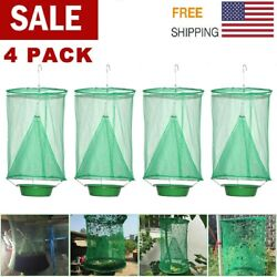 Kyпить 4 pcs The Ranch Fly Trap Outdoor Fly Trap Killer Bug Cage Net Perfect For Horses на еВаy.соm