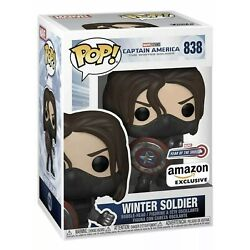Kyпить Funko Pop! Marvel: The Winter Soldier - Year of the Shield Amazon PREORDER 5/19 на еВаy.соm