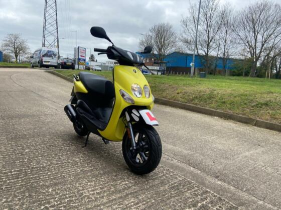 Yamaha YN NEOS 2018 Only 1451 Miles £1899