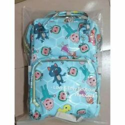Kyпить COCOMELON DIAPER BAG BACKPACK BAG CARRIER INSULATED WATER PROOF  на еВаy.соm