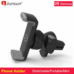 360° Universal Car Air Vent Mount Cradle Holder Stand for Mobile Cell Phone SAT
