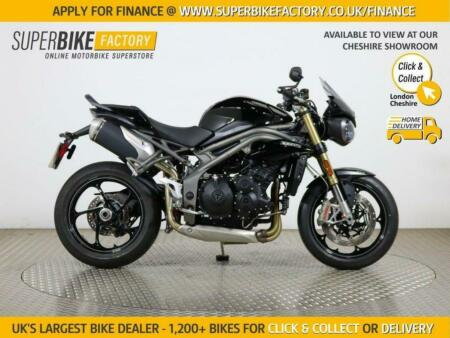 2020 20 TRIUMPH SPEED TRIPLE 1050 S - BUY ONLINE 24 HOURS A DAY