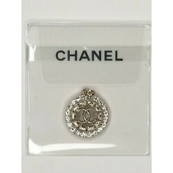 Kyпить ???? Chanel Zipper Pull Button, Charm, Made of metal gold tone with CC logo ????  на еВаy.соm
