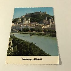 Kyпить Salzburg the Old Part of Town Postcard на еВаy.соm