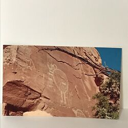 Kyпить Eastern Utah Pictographs Postcard на еВаy.соm