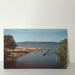 Kyпить Inlet at the Weirs New Hampshire Postcard на еВаy.соm