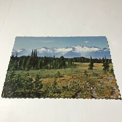 Kyпить Mimulus Creek Black Tusk B.C. Postcard на еВаy.соm