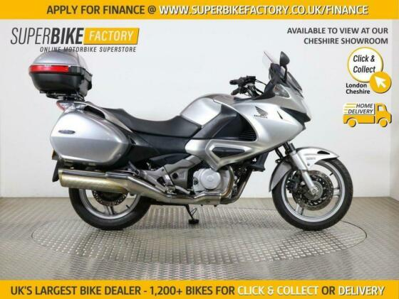 2011 11 HONDA NT700V DEAUVILLE - BUY ONLINE 24 HOURS A DAY