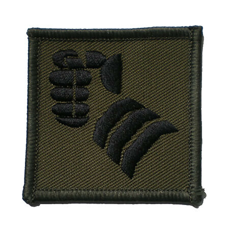 img-20th Armoured Infantry Brigade - Olive Green - TRF - Badge ( British Army TF27o