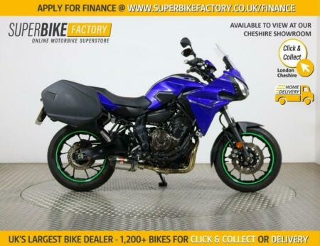 2017 17 YAMAHA TRACER 700 BUY ONLINE 24 HOURS A DAY
