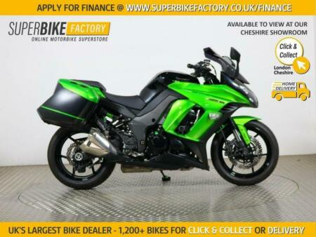 2015 15 KAWASAKI Z1000SX MFF ABS - BUY ONLINE 24 HOURS A DAY
