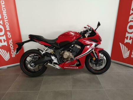 Honda CBR650R ABS 2020 in Red