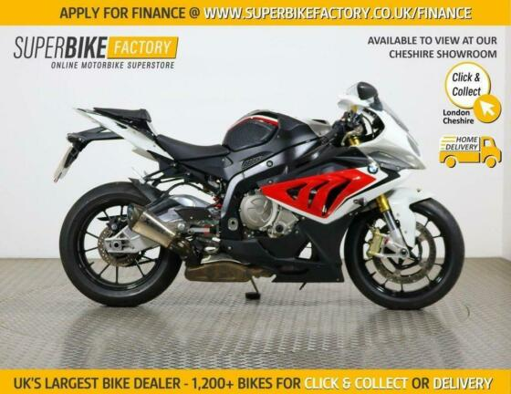2014 14 BMW S1000RR - BUY ONLINE 24 HOURS A DAY