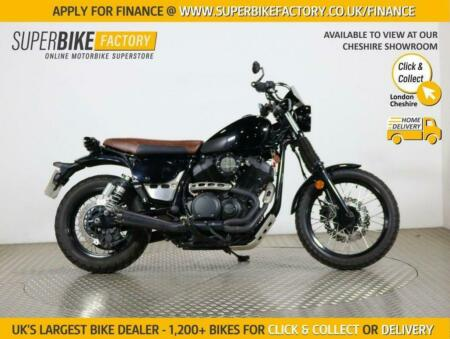 2018 68 YAMAHA SCR950 - BUY ONLINE 24 HOURS A DAY