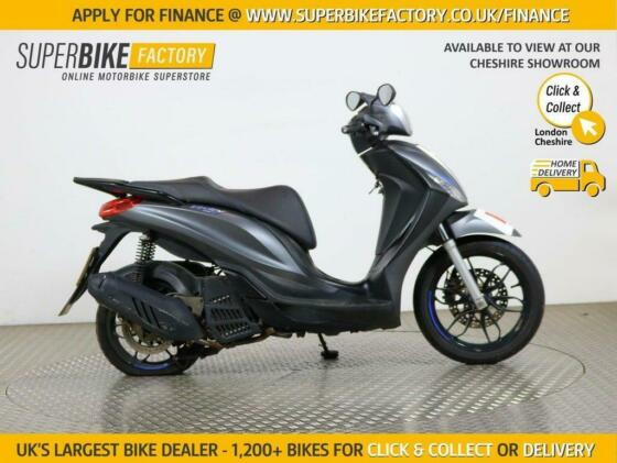 2019 19 PIAGGIO MEDLEY 125 SE - BUY ONLINE 24 HOURS A DAY