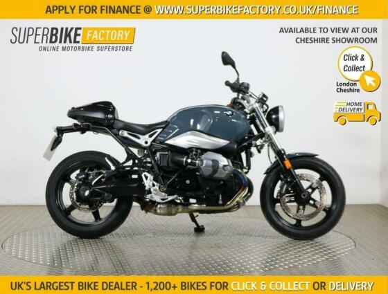 2017 17 BMW R NINE T PURE - BUY ONLINE 24 HOURS A DAY