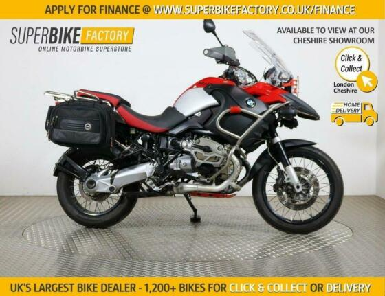 2009 59 BMW R 1200 GS ADVENTURE MU -  BUY ONLINE 24 HOURS A DAY