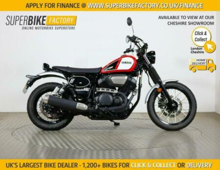 2019 19 YAMAHA SCR950 BUY ONLINE 24 HOURS A DAY