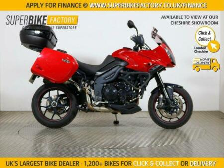 2015 65 TRIUMPH TIGER 1050 SPORT - BUY ONLINE 24 HOURS A DAY