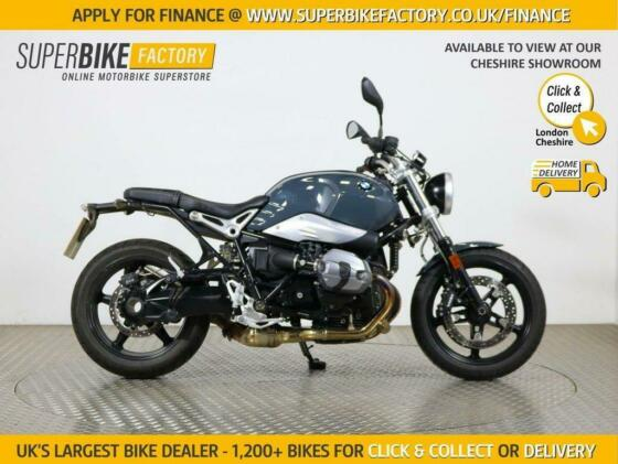 2019 19 BMW R NINE T PURE - BUY ONLINE 24 HOURS A DAY