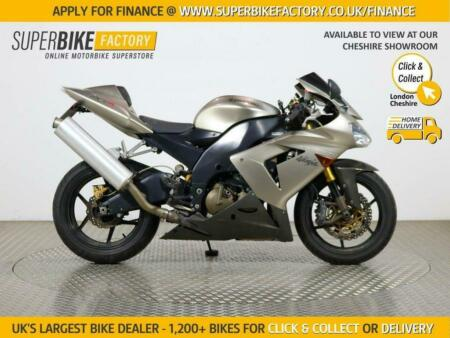 2006 06 KAWASAKI ZX-10R C2H - BUY ONLINE 24 HOURS A DAY