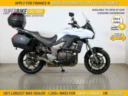 2012 12 KAWASAKI VERSYS 1000 - BUY ONLINE 24 HOURS A DAY