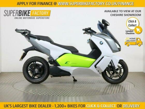 2016 65 BMW C EVOLUTION - BUY ONLINE 24 HOURS A DAY