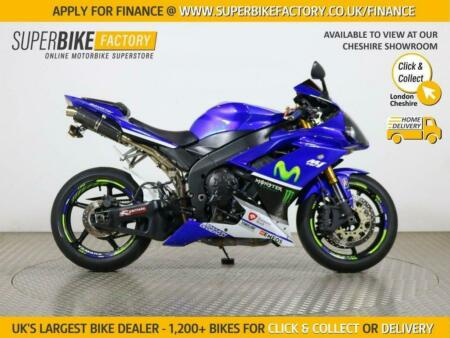 2008 08 YAMAHA R1 YZF - BUY ONLINE 24 HOURS A DAY