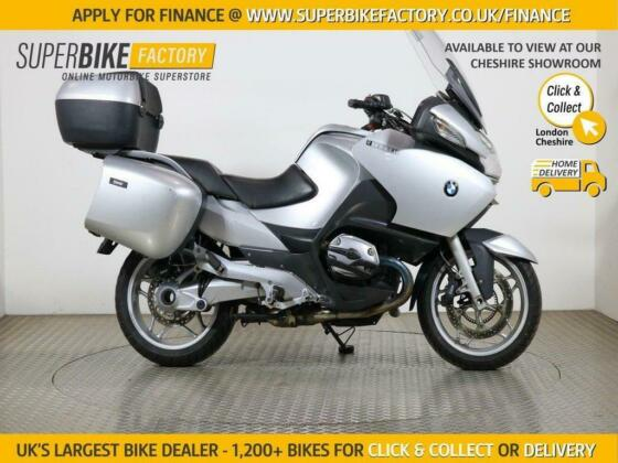 2007 07 BMW R1200RT BUY ONLINE 24 HOURS A DAY