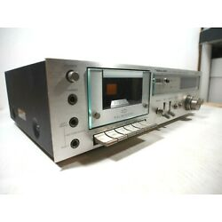 Kyпить Vintage Realistic SCT-21 Stereo Cassette Deck, Tested, Working, New Belts на еВаy.соm