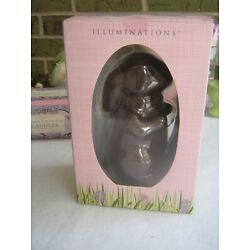 Kyпить ILLUMINATIONS EASTER/SPRING FAUX CHOCOLATE BUNNY CANDLE 6