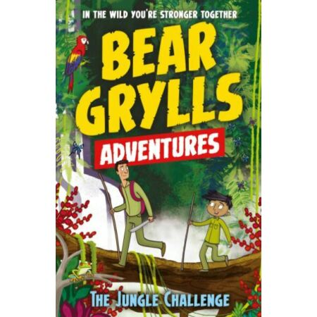 img-A Bear Grylls Adventure 4: The Sea Challenge: by bestselling author and Chief Sc