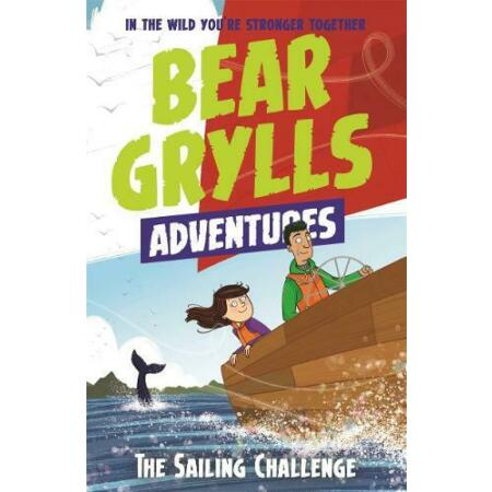 img-A Bear Grylls Adventure 12: The Sailing Challenge, Grylls, Bear, Used Excellent