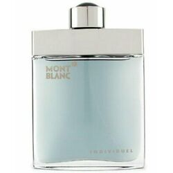 INDIVIDUEL by MONT BLANC for Men 2.5 oz edt Spray New Box tester