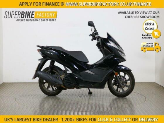 2019 68 HONDA PCX125 - BUY ONLINE 24 HOURS A DAY