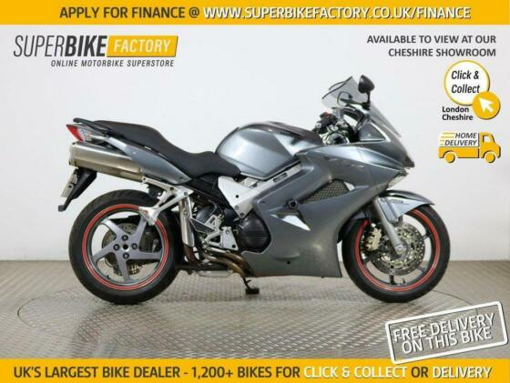2008 58 HONDA VFR800F A - BUY ONLINE 24 HOURS A DAY