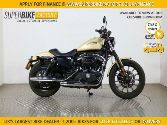 2015 65 HARLEY-DAVIDSON SPORTSTER XL 883 N IRON - BUY ONLINE 24 HOURS A DAY