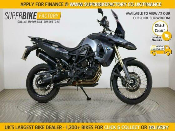 2012 12 BMW F800GS BUY ONLINE 24 HOURS A DAY