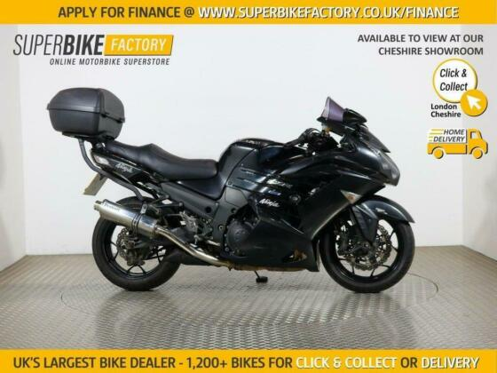 2016 14 KAWASAKI ZZR1400 ABS - BUY ONLINE 24 HOURS A DAY