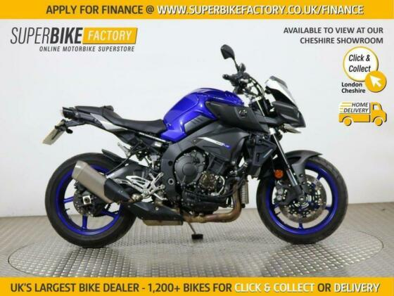 2017 17 YAMAHA MT-10 - BUY ONLINE 24 HOURS A DAY