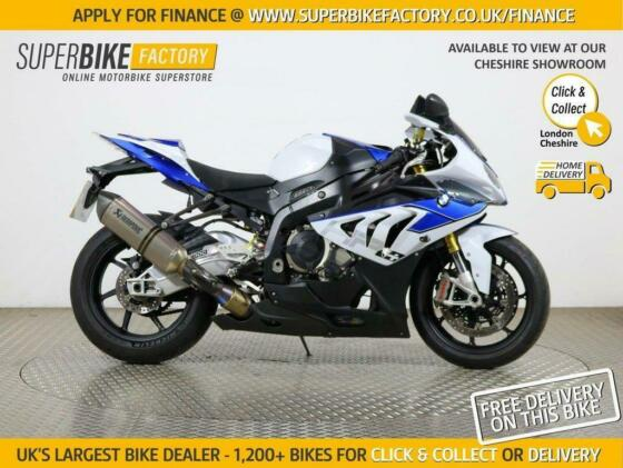 2013 63 BMW HP4 - BUY ONLINE 24 HOURS A DAY