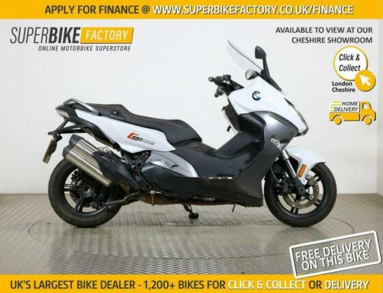 2016 16 BMW C650 SPORT - BUY ONLINE 24 HOURS A DAY